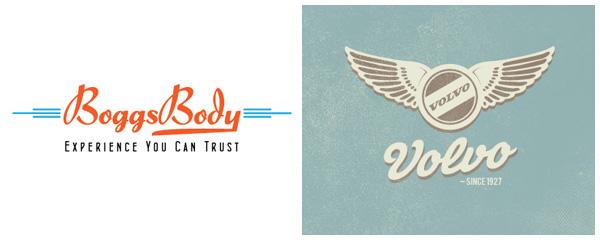 Boggs Body / Volvo Logo