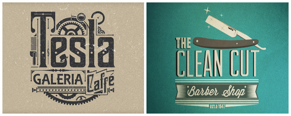 Tesla Galeria Caffe / The Clean Cut Barber Shop