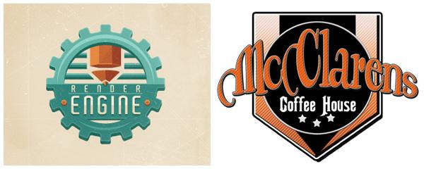 Render Engine / McClarens Coffee Shop