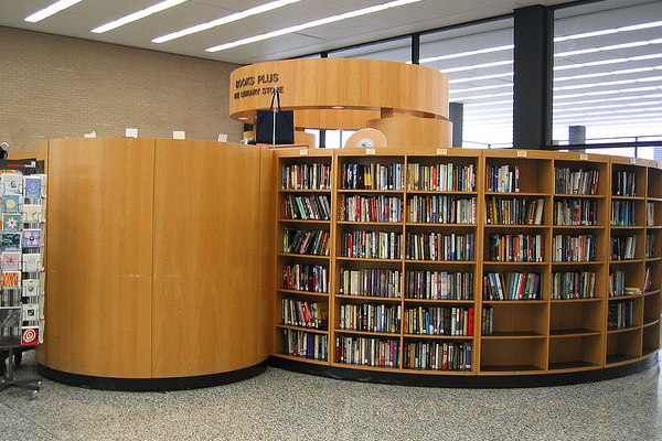 MLK Library research HTML5/CSS3 books