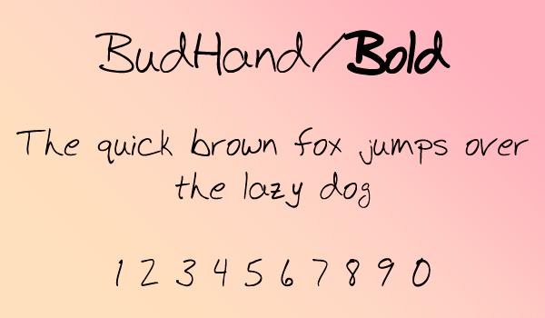 BudHand