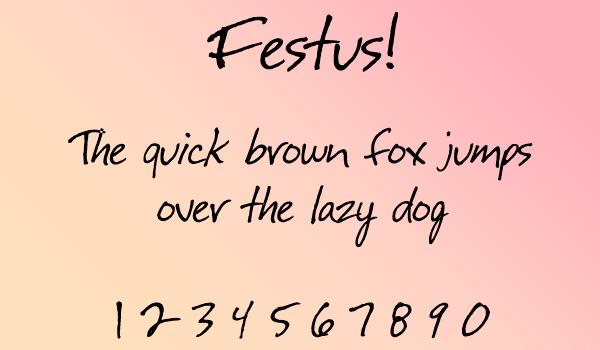 Festus!