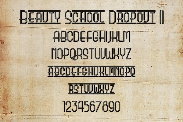 Beauty School Dropout II