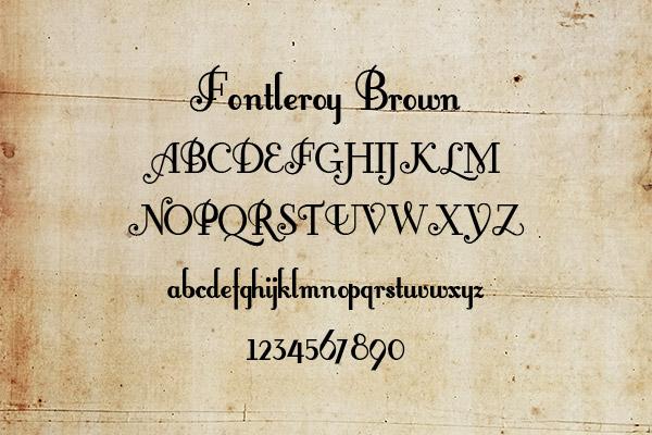 Fontleroy Brown