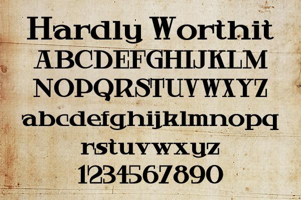 Hardly Worthit