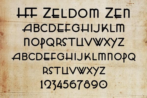 HFF Zeldom Zen