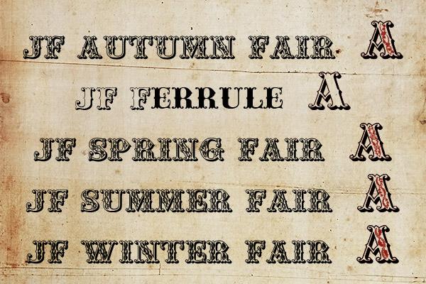 JF Fair Faces