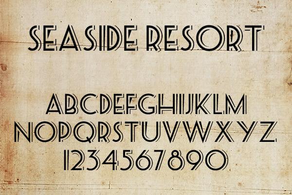 Seaside Resort NF