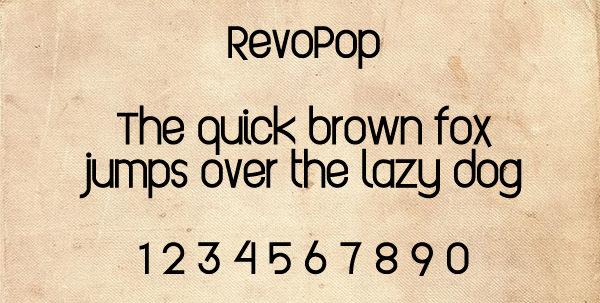 RevoPop