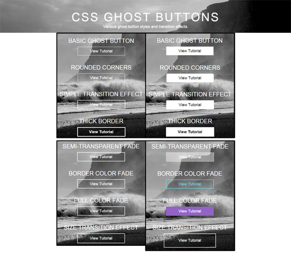How To Create CSS Buttons