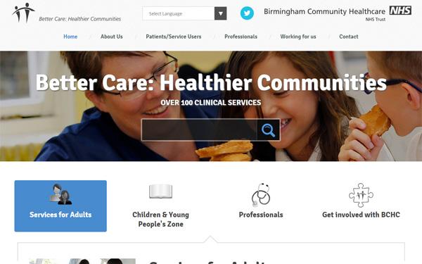 Birmingham Community Healthcare