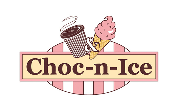 Choc-n-Ice Logo
