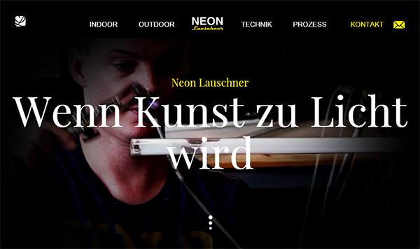 Neon Lauschner