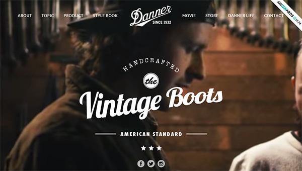 Danner Vintage Boots