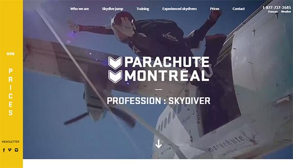 Parachute Montreal