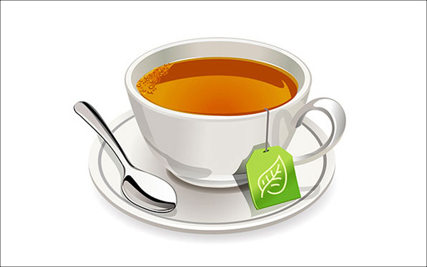 Illustrator Tutorial: Cup of Tea