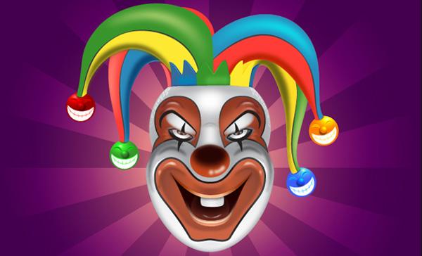 Create a Clown Face in Illustrator