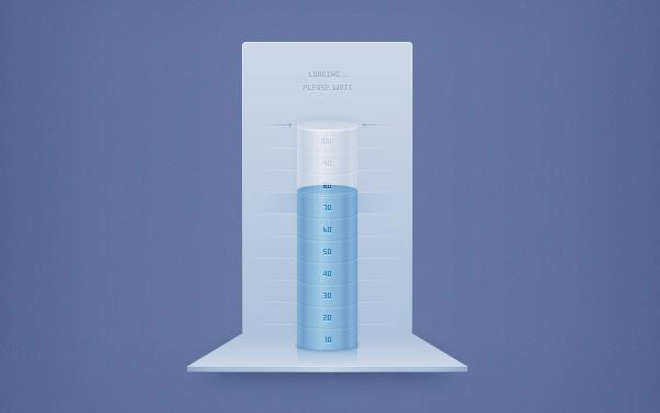 Create a Cylindrical Loading Bar Vector in Illustrator