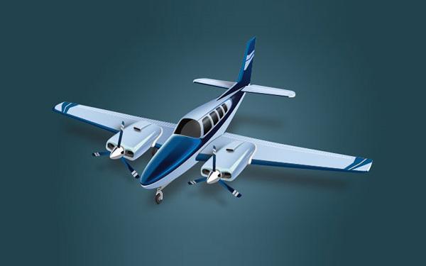 Illustrator Tutorial Air Plane