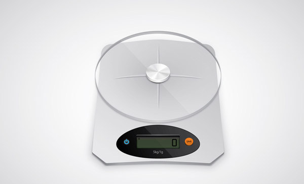 How to Create Semi-Realistic Weighing Scales in Illustrator