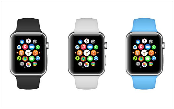 Create a Semi-Realistic Apple Watch Illustration in Illustrator
