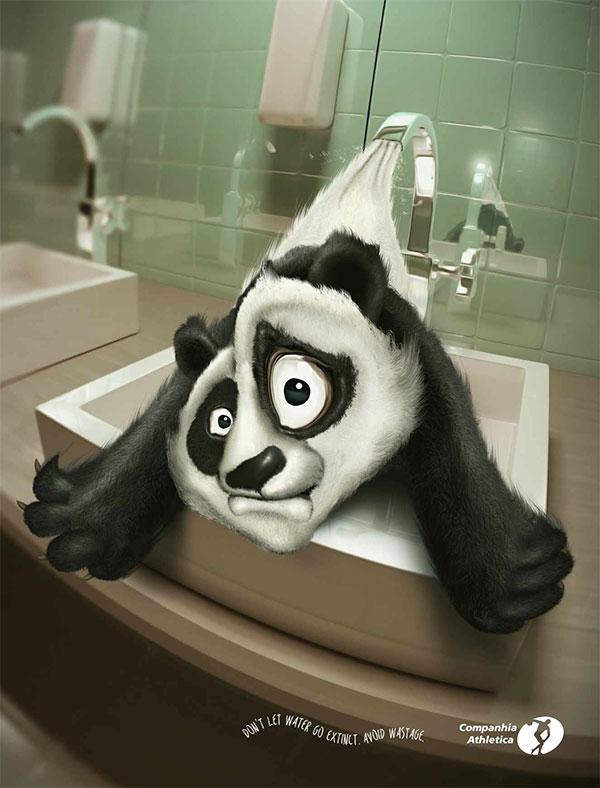 Cia Athletica: Giant Panda