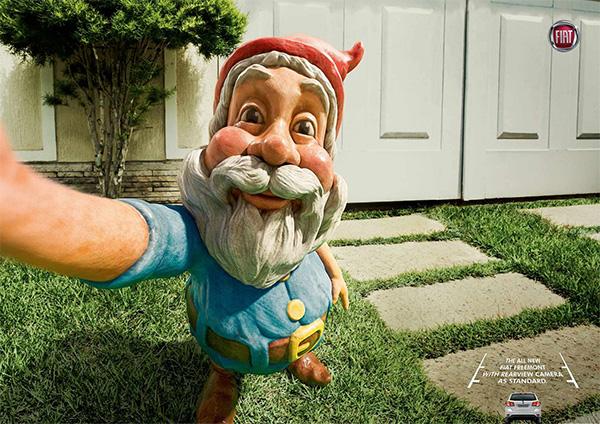 Fiat: Selfies - Gnome