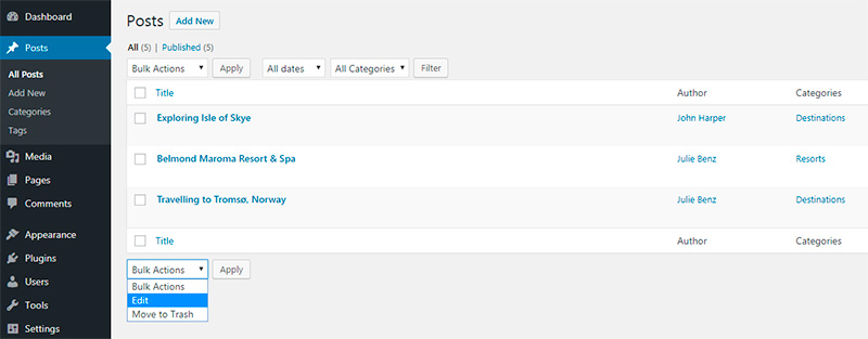 How to Disable Comments in WordPress 2