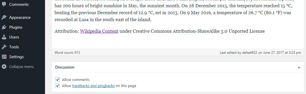 How to Disable Comments in WordPress 7