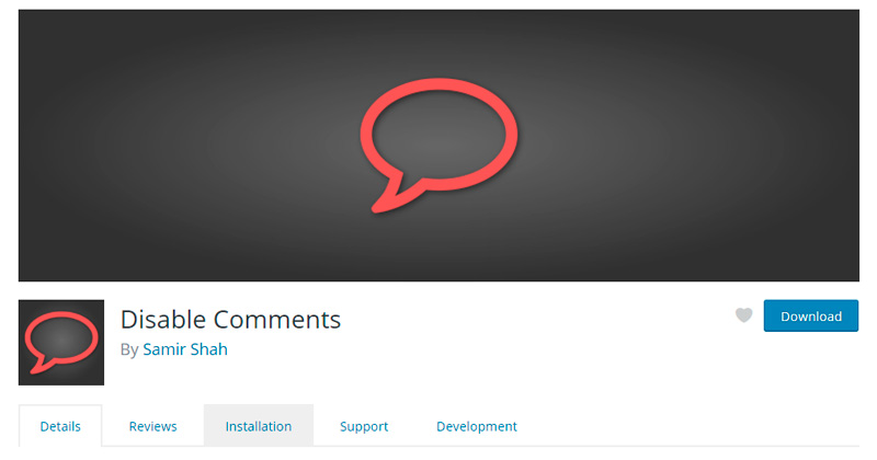 How to Disable Comments in WordPress 8